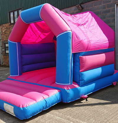 Bouncy Castle hire for Lichfield and the surrounding area