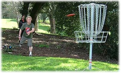 Disc Golf hire for your event