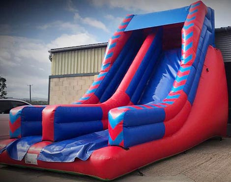 Bouncy Mega Slide for hire