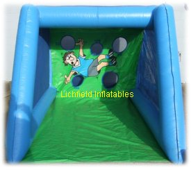 Inflatable Penalty Shootout Game Hire