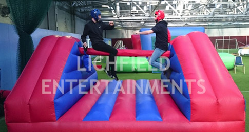 Pole Joust Game Hire