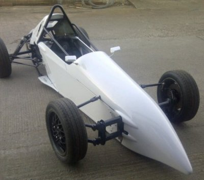 Race simulator for hire. Genuine converted Formula Vee single seater race car