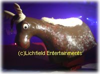 Rodeo Reindeer Ride